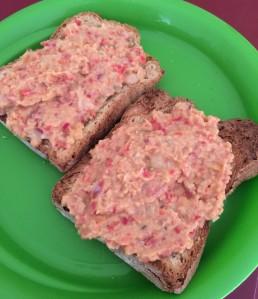 Vegan Mock Ham Salad